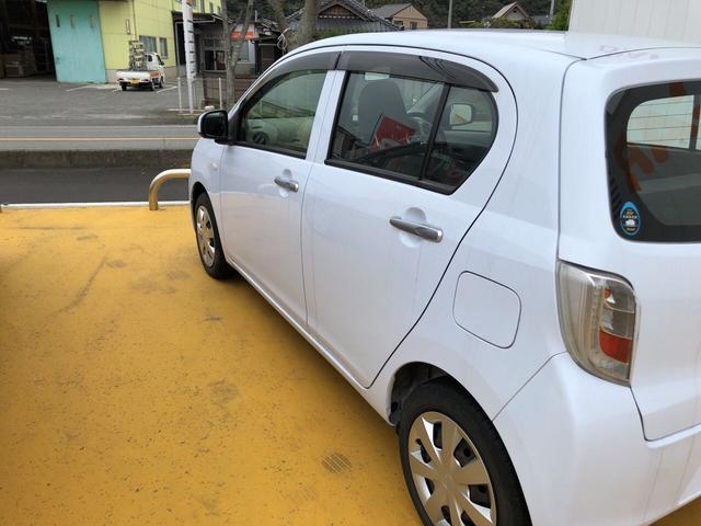 「ダイハツ」「ミライース」「軽自動車」「山口県」の中古車5