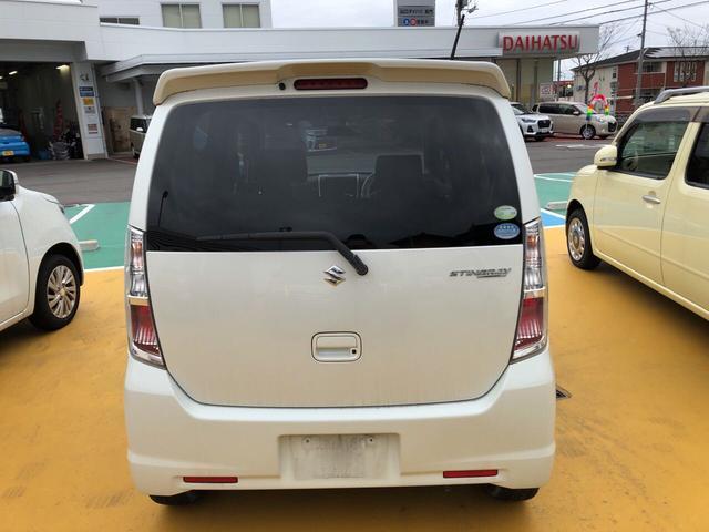 「スズキ」「ワゴンRスティングレー」「コンパクトカー」「山口県」の中古車3