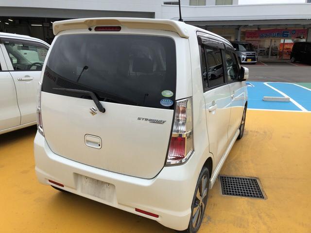 「スズキ」「ワゴンRスティングレー」「コンパクトカー」「山口県」の中古車8