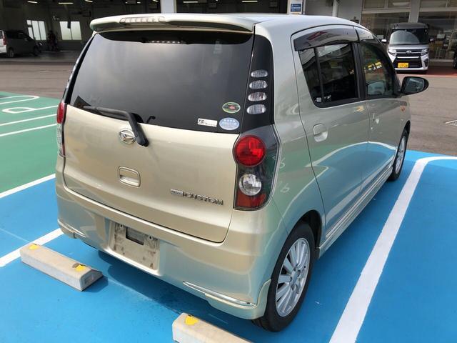 「ダイハツ」「ミラカスタム」「軽自動車」「山口県」の中古車8