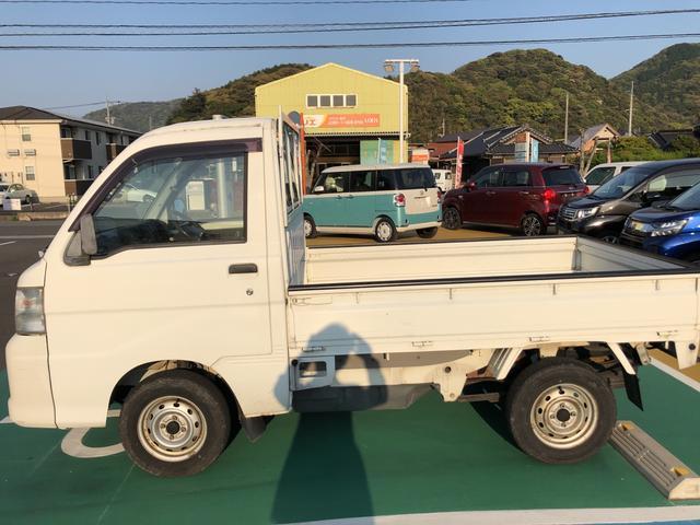 「ダイハツ」「ハイゼットトラック」「トラック」「山口県」の中古車5