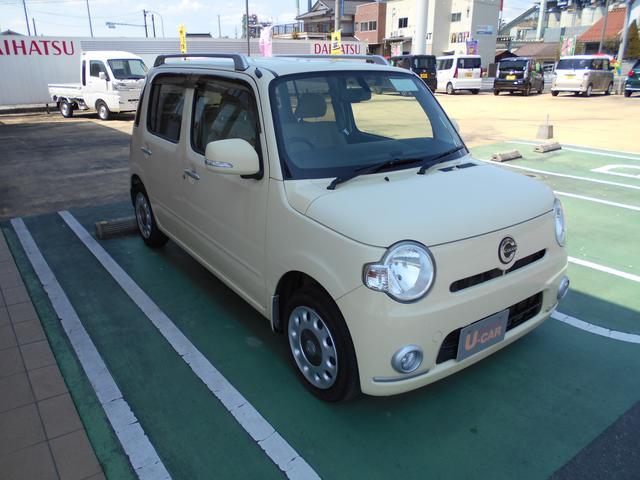 「ダイハツ」「ミラココア」「軽自動車」「山口県」の中古車3