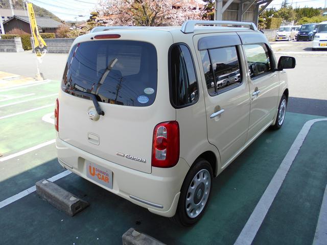 「ダイハツ」「ミラココア」「軽自動車」「山口県」の中古車4