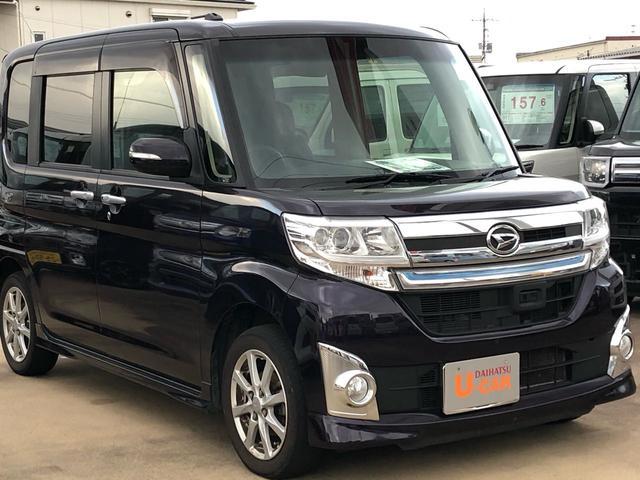 「ダイハツ」「タント」「コンパクトカー」「山口県」の中古車7