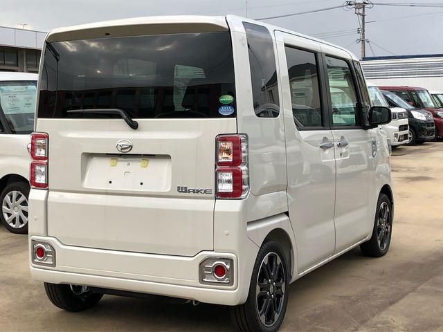 「ダイハツ」「ウェイク」「コンパクトカー」「山口県」の中古車5