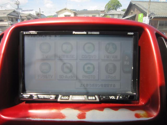 スズキ Keiワークス ベースグレード ターボ レカロシート HDD地デジナビ