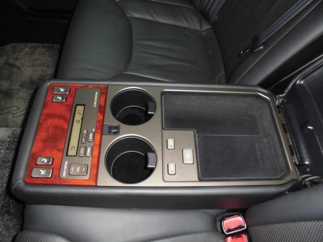 トヨタ セルシオ C仕様 インテリアセレクション ブラックレザー サンルーフ