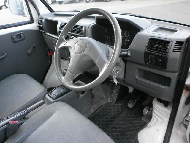 SD 4WD エアコン オートマ パワステ エアバッグ(10枚目)