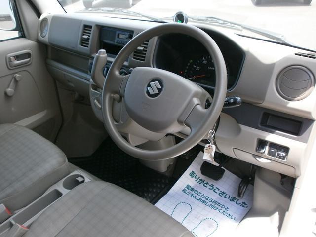 PU パートタイム4WD ABS インパネAT ハイルーフ 集中ドアロック(11枚目)