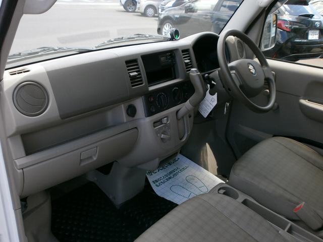 PU パートタイム4WD ABS インパネAT ハイルーフ 集中ドアロック(12枚目)