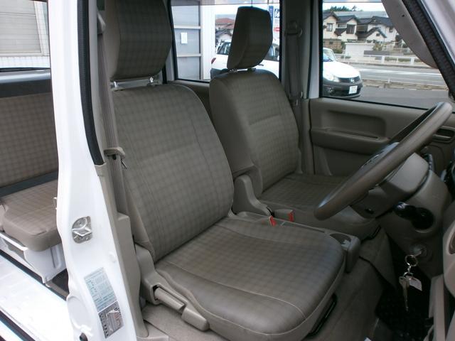 PU パートタイム4WD ABS インパネAT ハイルーフ 集中ドアロック(13枚目)