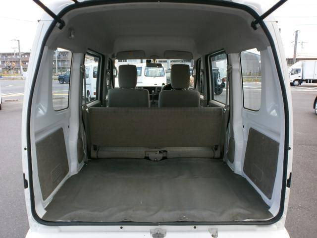 PU パートタイム4WD ABS インパネAT ハイルーフ 集中ドアロック(16枚目)