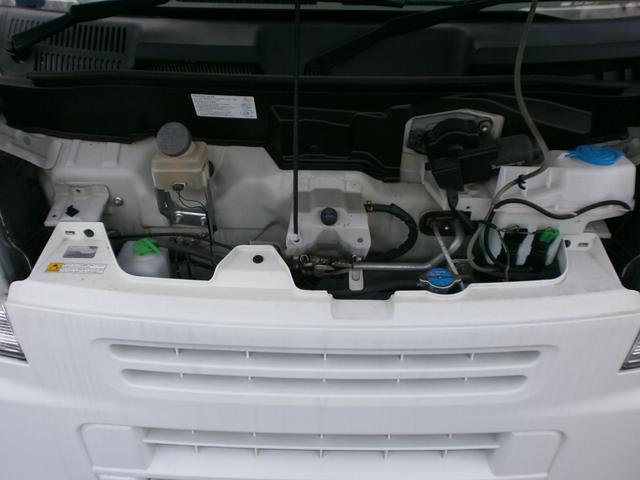 PU パートタイム4WD ABS インパネAT ハイルーフ 集中ドアロック(21枚目)