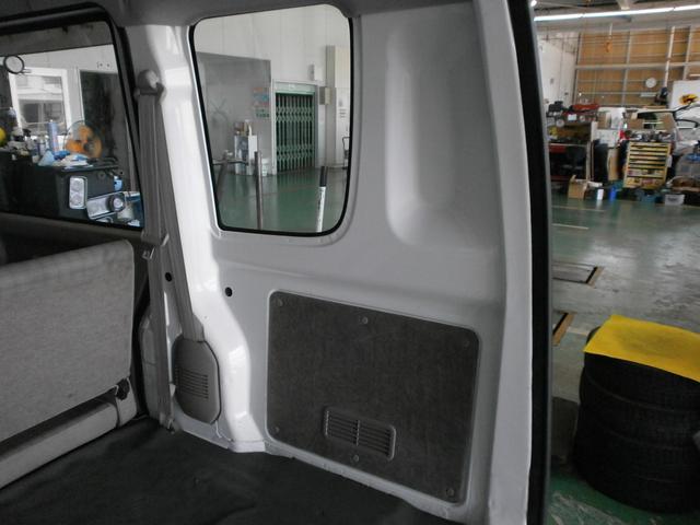 PU パートタイム4WD ABS インパネAT ハイルーフ 集中ドアロック(29枚目)