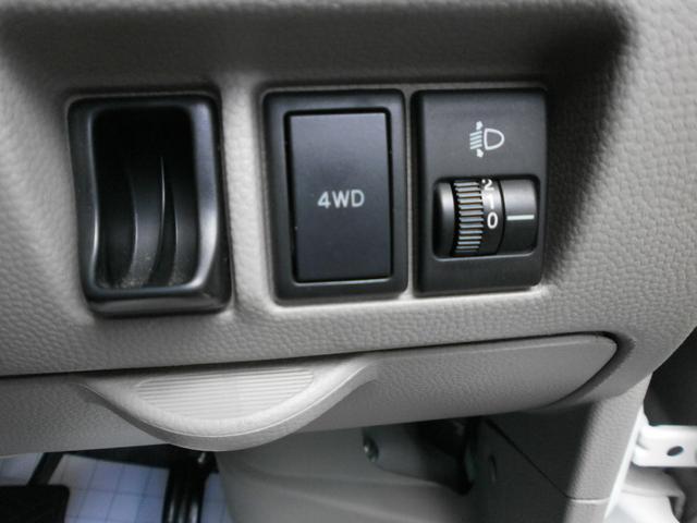 PU パートタイム4WD ABS インパネAT ハイルーフ 集中ドアロック(31枚目)