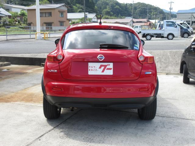 「日産」「ジューク」「SUV・クロカン」「島根県」の中古車5