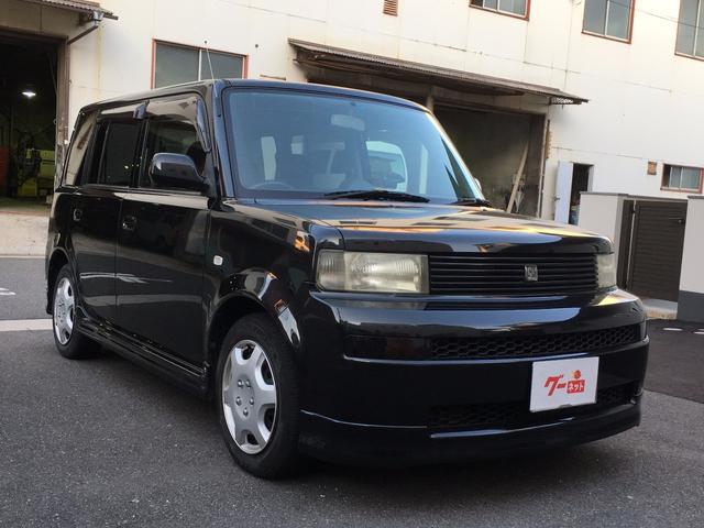 トヨタ bB S Wバージョン ナビ エアロ