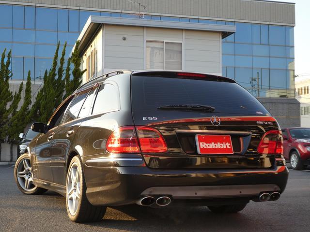 メルセデス・ベンツ M・ベンツ E500SW AVG スポーツP SR 黒革 HDD 7人乗