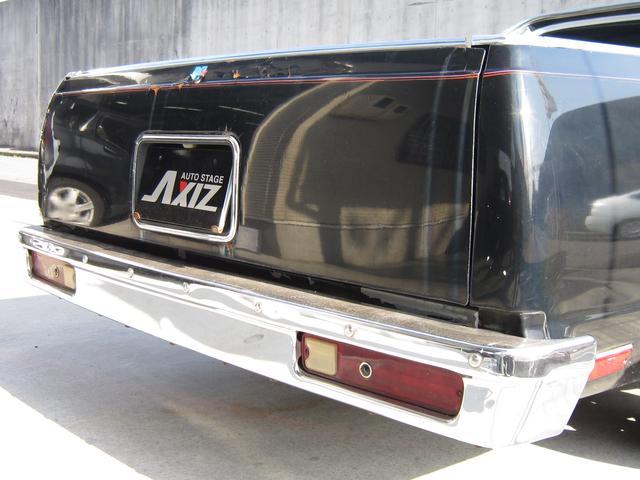 シボレー シボレー エルカミーノ 8ナンバー放送宣伝車 1984モデル
