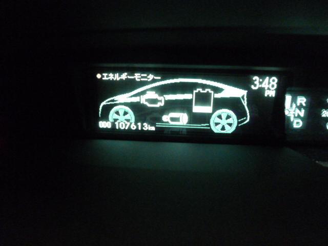 トヨタ プリウス Sツーリングセレクション LED 17インチアルミ