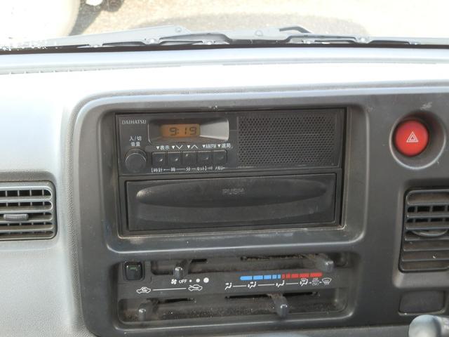 ダイハツ ハイゼットカーゴ スペシャル スローパー福祉車両