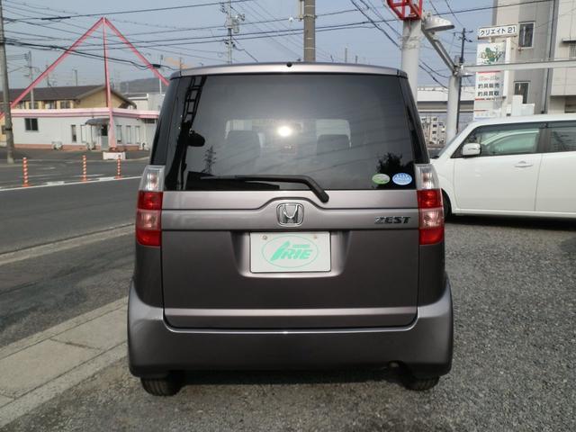 「ホンダ」「ゼスト」「コンパクトカー」「岡山県」の中古車3