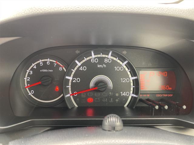 XリミテッドII SAIII バックカメラ ナビ オートマチックハイビーム オートライト Bluetooth USB CD スマートキー アイドリングストップ シートヒーター ベンチシート CVT アルミホイール 盗難防止システム(12枚目)