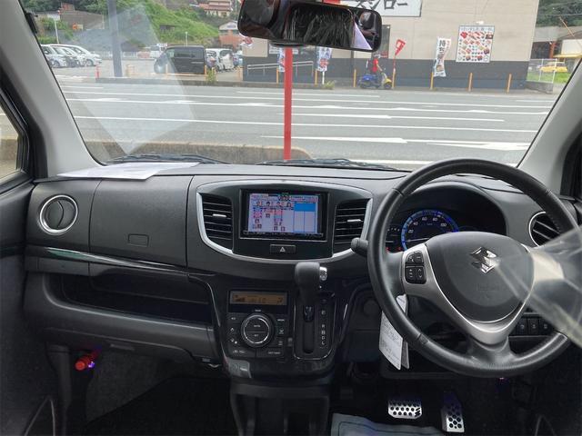 X バックカメラ ナビ オートライト HID Bluetooth ミュージックプレイヤー接続可 USB CD スマートキー アイドリングストップ 電動格納ミラー シートヒーター ベンチシート CVT(2枚目)