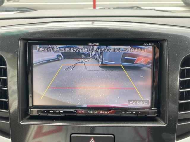 X バックカメラ ナビ オートライト HID Bluetooth ミュージックプレイヤー接続可 USB CD スマートキー アイドリングストップ 電動格納ミラー シートヒーター ベンチシート CVT(7枚目)