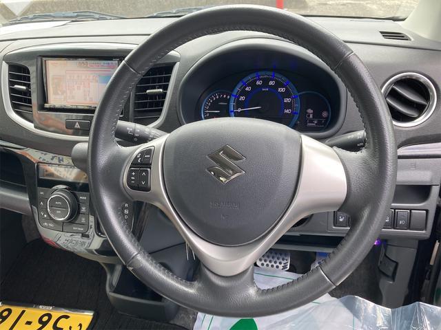 X バックカメラ ナビ オートライト HID Bluetooth ミュージックプレイヤー接続可 USB CD スマートキー アイドリングストップ 電動格納ミラー シートヒーター ベンチシート CVT(27枚目)