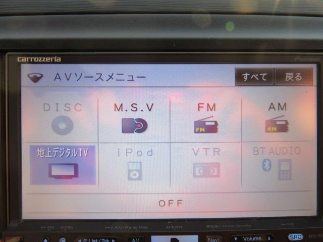 ダイハツ タントエグゼ G 社外HDDナビ TV ETC 社外14インチAW