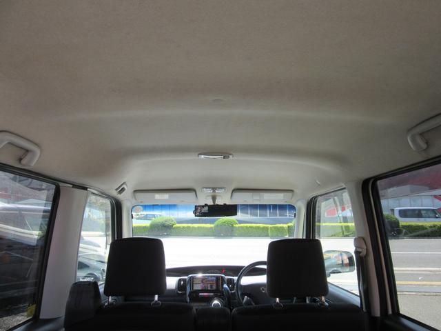 カスタムL 社外メモリーナビ 地デジフルセグTV Bluetooth搭載 ETC スマートキー スライドドア キセノンヘッドライト(11枚目)