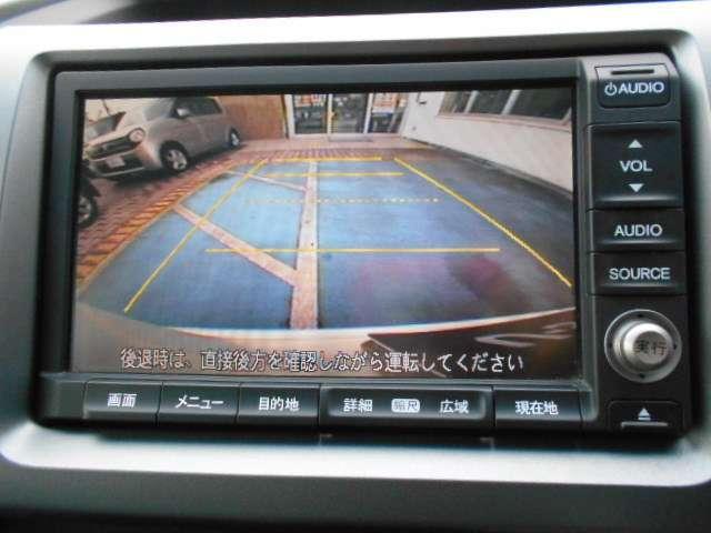 Z インターナビセレクション 純正HDDナビ+リヤエンタメ(4枚目)