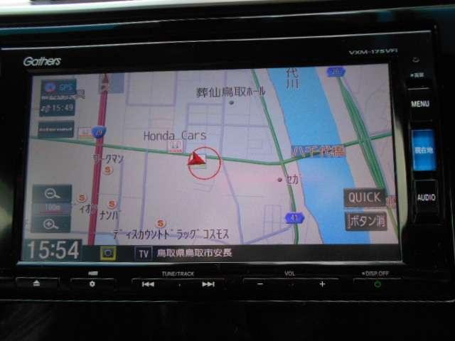 Sパッケージ 純正ナビVXM-175VFi装着車(3枚目)