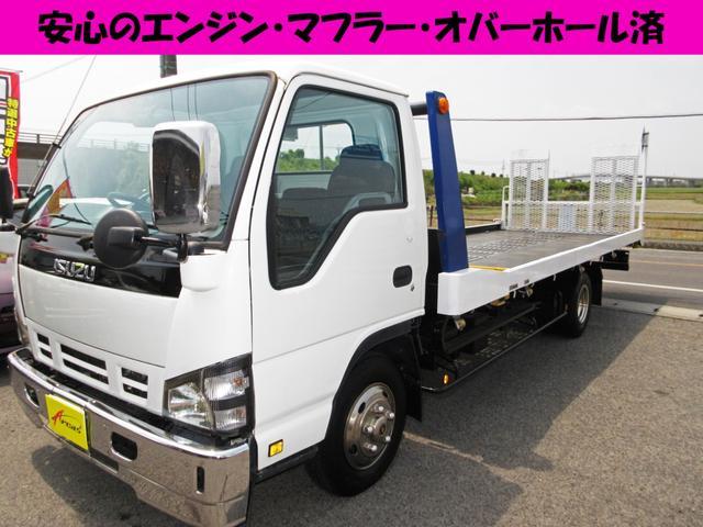 5.7mユニックキャリアカー 積載車 車輌運搬車(5枚目)