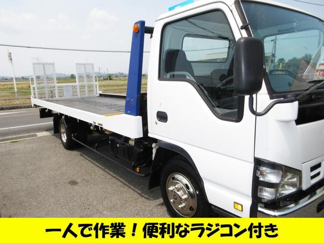 5.7mユニックキャリアカー 積載車 車輌運搬車(17枚目)