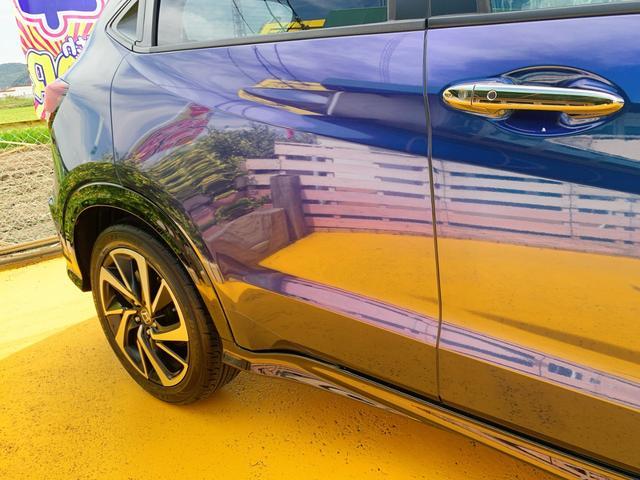 ハイブリッドRS・ホンダセンシング ホンダセンシング ハイブリット SUV スマートキー バックカメラ メモリーナビパナソニック Bluetooth 18インチアルミホイル 修復歴無し ワンオーナー LEDライト 後期モデル ETC(40枚目)
