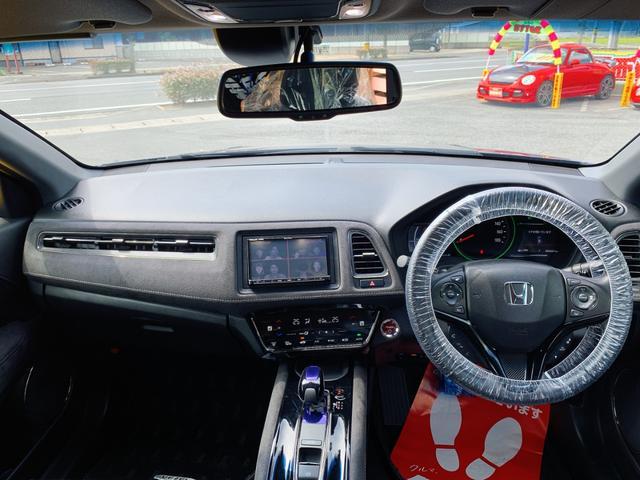 ハイブリッドRS・ホンダセンシング ホンダセンシング ハイブリット SUV スマートキー バックカメラ メモリーナビパナソニック Bluetooth 18インチアルミホイル 修復歴無し ワンオーナー LEDライト 後期モデル ETC(47枚目)