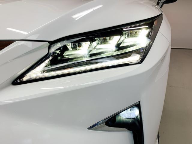 RX450h Fスポーツ レクサスRX450H ハイブリット Fスポーツ TRDフルエアロ TRD4本出しマフラー サンルーフ 赤レザー 赤革シート メモリーナビ Bluetooth プリクラッシュ LEDライト 高級SUV(32枚目)
