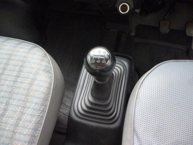 4WD 修復歴無し 軽自動車 5速マニュアルミッション(12枚目)