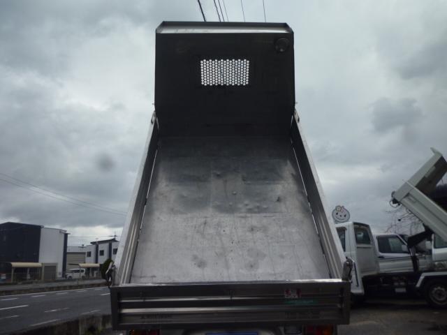 鬼銀ダンプ 4WD 5速マニュアルミッション 車検R2年8月(11枚目)