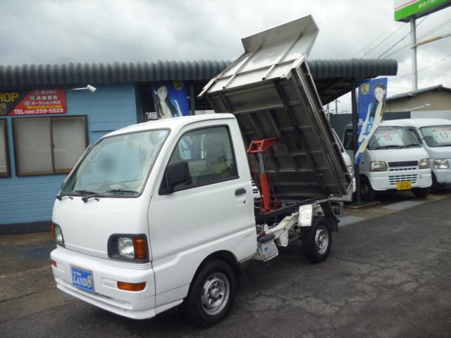 鬼銀ダンプ 4WD 5速マニュアルミッション 車検R2年8月(14枚目)