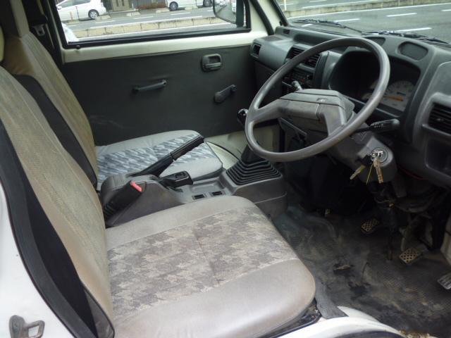 鬼銀ダンプ 4WD 5速マニュアルミッション 車検R2年8月(18枚目)