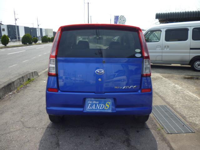 4AT 修復歴無 CD エアコン ダブルエアバッグ 軽自動車(4枚目)