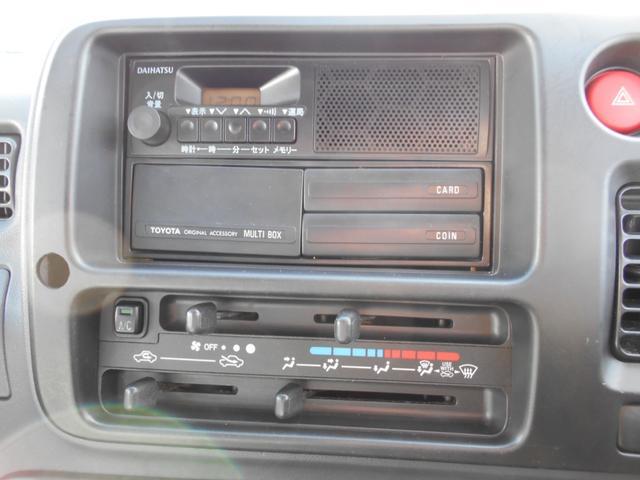 ツインカムスペシャル 4WD切り替え付き PS AC 車検R4年2月(17枚目)