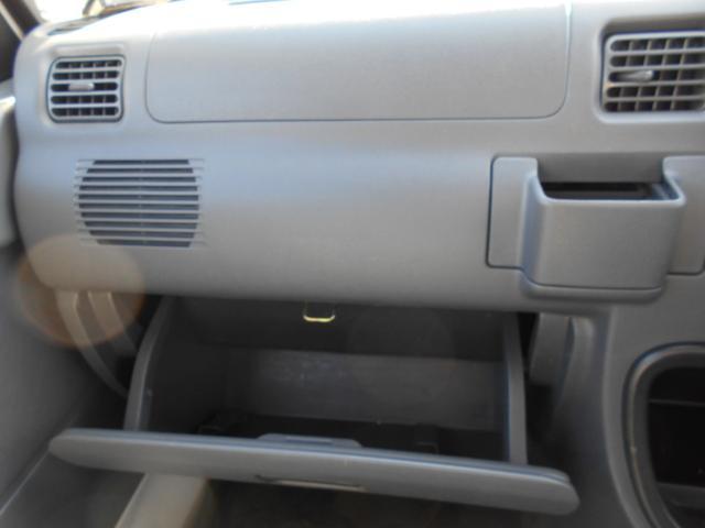 ツインカムスペシャル 4WD切り替え付き PS AC 車検R4年2月(21枚目)