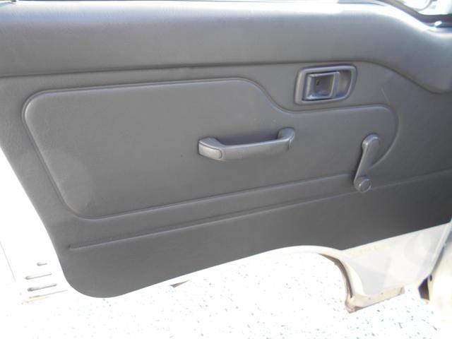 ツインカムスペシャル 4WD切り替え付き PS AC 車検R4年2月(27枚目)
