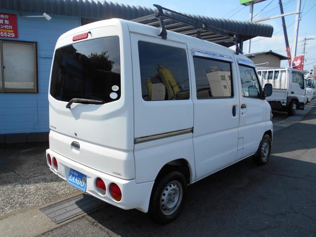 ハイルーフ 4WD☆切り替え付 タイベル交換済み(3枚目)