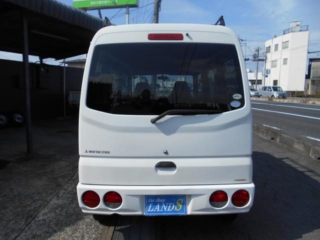 ハイルーフ 4WD☆切り替え付 タイベル交換済み(4枚目)