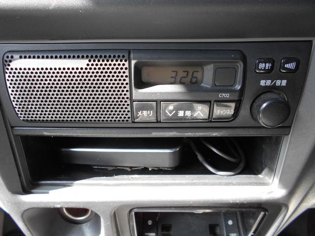 ハイルーフ 4WD☆切り替え付 タイベル交換済み(20枚目)